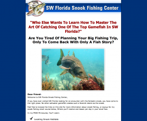 Snook Fishing Tips
