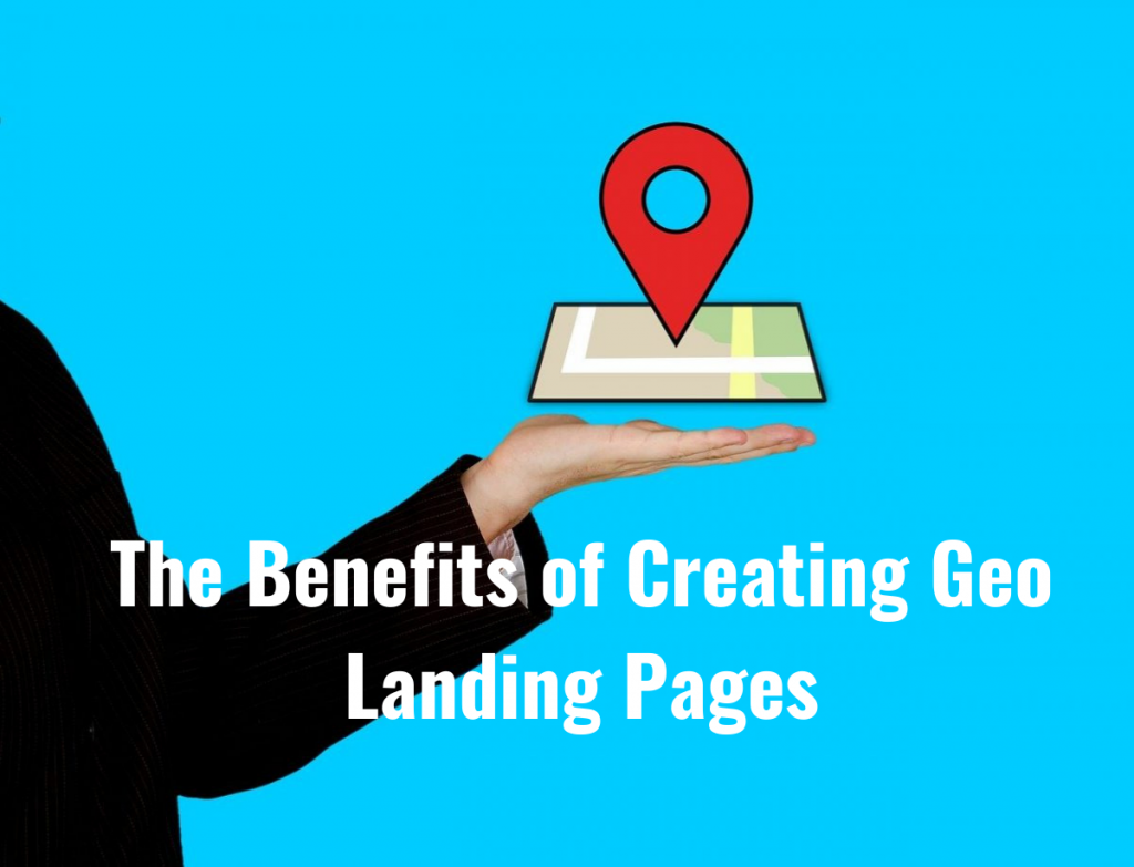 geo landing pages