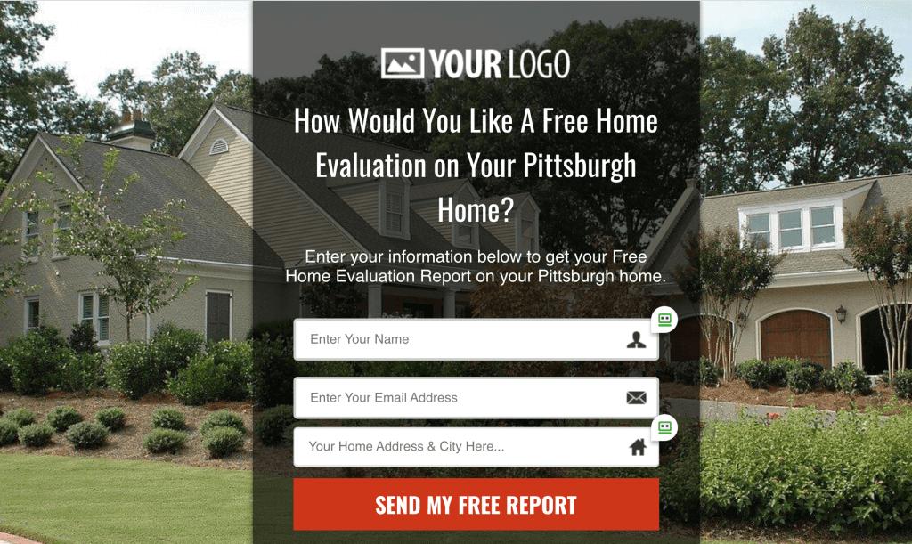 real estate clickfunnels templates
